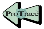 Introducing, the ProTraceTM tracing application.